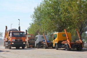 Kontenery na odpady remontowe