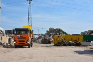 Wywóz odpadów remontowych w Poznaniu